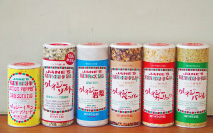 6種類のクレイジーソルト