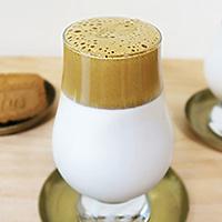 バーレーカップのレシピ ダルゴナコーヒー